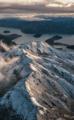 Flying over Wanaka, New Zealand - PhotoDune Item for Sale