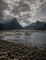 Milford Sound at low tide - PhotoDune Item for Sale
