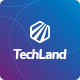 TechLand - SEO|Marketing, SAAS|Software, App, VPN Landing pages + UI Kit HTML Template - ThemeForest Item for Sale