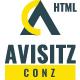 AvisitzConz - Construction HTML5 Template - ThemeForest Item for Sale
