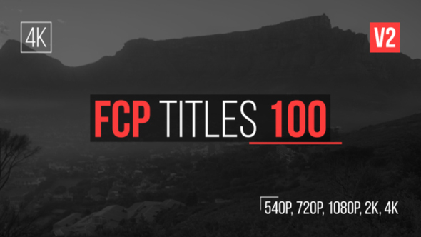 FCP Titles 100