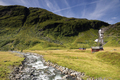Vikafjellet mountain plateau - PhotoDune Item for Sale