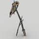 Animal Skulls and Totems - 3DOcean Item for Sale