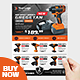 Product Promotion Flyer / Ads - GraphicRiver Item for Sale