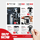 Product Sale Flyer Template / Cooker Ads - GraphicRiver Item for Sale