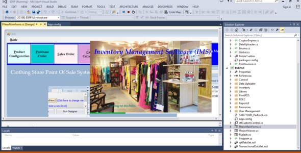 Clothing Store Point Of Sale System, Apparel Store POS Software