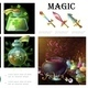 Cartoon Game Magic Elements Composition - GraphicRiver Item for Sale