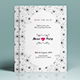 Wedding Save The Date - GraphicRiver Item for Sale