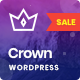 Crown - Multi Purpose WordPress Theme - ThemeForest Item for Sale