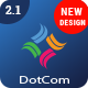 DotCom - Responsive Joomla Corporate Template - ThemeForest Item for Sale