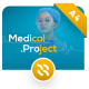 Medipro Portrait Medical PowerPoint Template - GraphicRiver Item for Sale