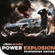 Power Explosion Photoshop Action - GraphicRiver Item for Sale