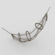 Collection of 24 Medieval Fishing Nets and Tools - 3DOcean Item for Sale