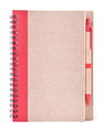 Spire Notebook with Pen - PhotoDune Item for Sale