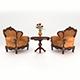 LuxurySet_160 - 3DOcean Item for Sale