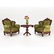 Luxury_Set_ 162 - 3DOcean Item for Sale
