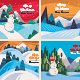 Christmas Greeting Cards/Backgrounds - GraphicRiver Item for Sale