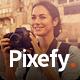 Pixefy | Stock Photography Marketplace Theme