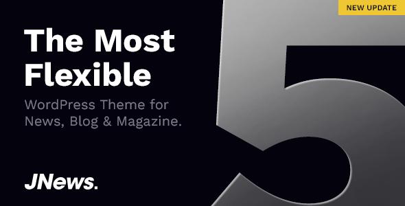2019's Best Selling WordPress Themes