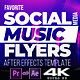 Music Action Flyer Pack - VideoHive Item for Sale