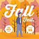 Fall Flyer Set - GraphicRiver Item for Sale