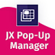 JX Pop-Up Manager PrestaShop module - CodeCanyon Item for Sale