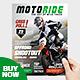 Road Race Sport Flyer - GraphicRiver Item for Sale