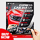 Car Wash Business Flyer Template - GraphicRiver Item for Sale