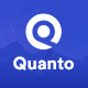 Quanto - Creative Multipurpose Responsive HTML Template - ThemeForest Item for Sale