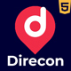 Direcon - Multipurpose Directory Listing HTML Template