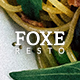 Foxeresto - Restaurant WordPress Theme - ThemeForest Item for Sale