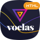 Voelas - Event & Conference HTML Template - ThemeForest Item for Sale
