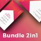 Bundle 7 Creative Business Card - GraphicRiver Item for Sale