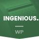 Ingenious - Smart Home Automation WordPress Theme - ThemeForest Item for Sale
