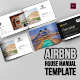 Airbnb House Manual/Guidebook Template - GraphicRiver Item for Sale