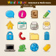 Vector Hand Draw Internet And Web Icon Set - GraphicRiver Item for Sale