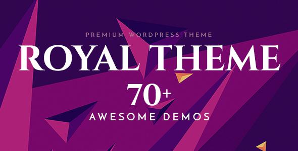 Royal - wielofunkcyjny motyw WordPress