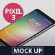 Smart Phone Mockup Pixel 3 - GraphicRiver Item for Sale