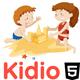 Kidio - Indoor PlayGround Business HTML Template