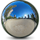 HDRi 001 - Exterior - Clear Sky + Backplates - 3DOcean Item for Sale