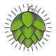 Organic Beer Hops Logo - GraphicRiver Item for Sale