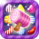 Candy Match 3 Small Game Art Pack - GraphicRiver Item for Sale