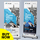Creative Corporate Roll Up Banner - GraphicRiver Item for Sale