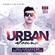 Urban Sound Flyer - GraphicRiver Item for Sale
