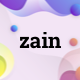 Zain - Digital Agency and Startup HTML Template