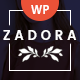 Zadora - Clean, Minimal WooCommerce WordPress Theme - ThemeForest Item for Sale