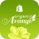 Arangi - Organic & Healthy Products Shopify Theme - ThemeForest Item for Sale