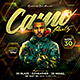 Camo Party Flyer - GraphicRiver Item for Sale