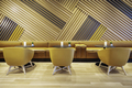 Modern Interior. Wooden wall - PhotoDune Item for Sale