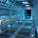 Sci-Fi Corridor - 3DOcean Item for Sale